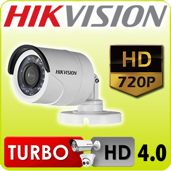 CAMARAS HIKVISION TURBO HD 4.0 DS-2CE16C0T-IRF