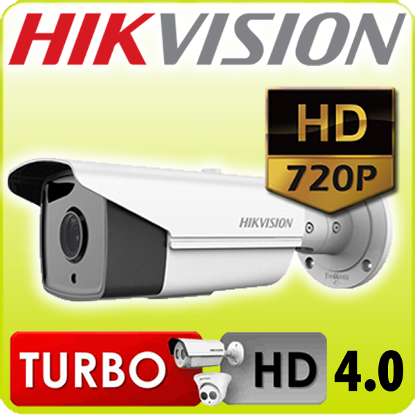 CAMARAS HIKVISION TURBO HD 4.0 DS-2CE16C0T-IT5F