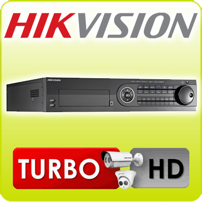 DVR STAND ALONE HIKVISION TURBO HD-TVI DS-8116HGHI-SH