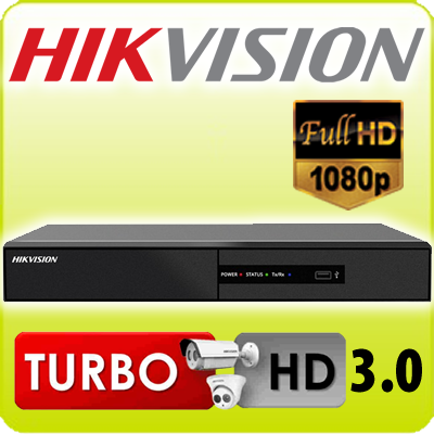 DVR STAND ALONE HIKVISION TURBO HD-TVI DS-7204HQHI-F1/NIO