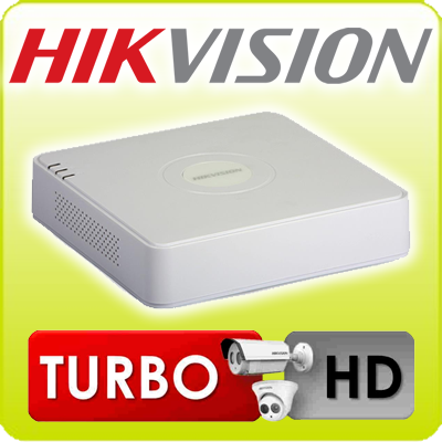 DVR STAND ALONE HIKVISION TURBO HD-TVI DS-7104HGHI-FI